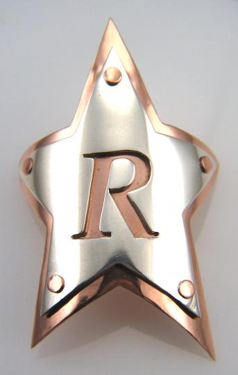 Custom Head Badge