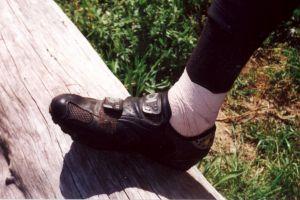 Ryan's Foot