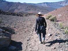Haleakala Crater