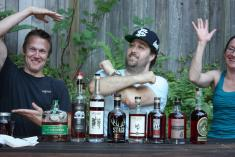 Bourbon (and Rye) Tasting VII